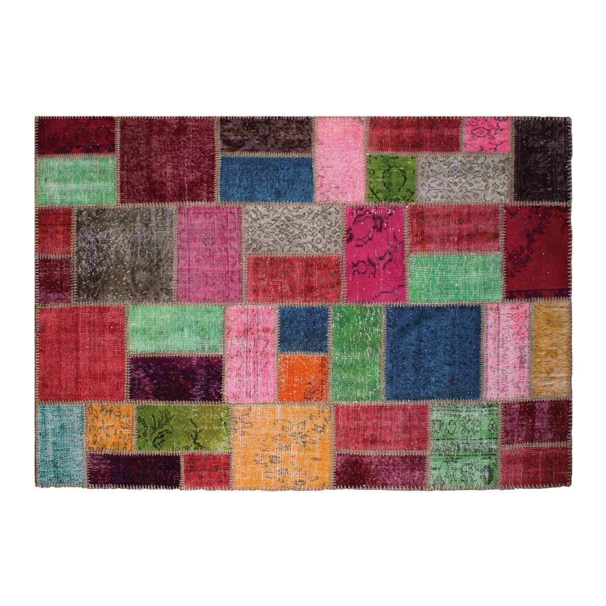 Tapete reform patchwork